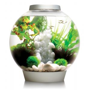 BiOrb Classic aquarium 30 liter LED zilver