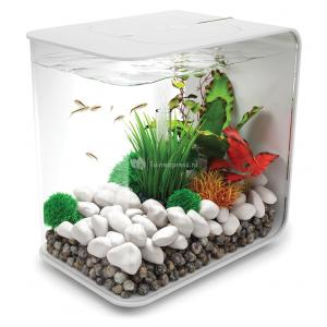 BiOrb Flow aquarium 15 liter LED wit