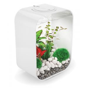 BiOrb Life aquarium 15 liter LED wit