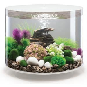BiOrb Tube aquarium 35 liter MCR wit