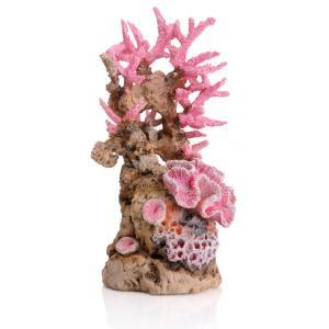 BiOrb ornament koraalrif roze aquarium decoratie