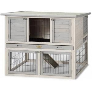 Dagaanbieding - Konijnenhok Rabbithome 2 dagelijkse koopjes