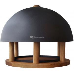 Vogel voederhuis Dome