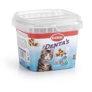 Sanal denta snacks voor katten