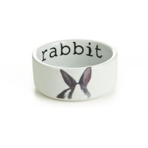 Keramiek konijnenbakje snapshot