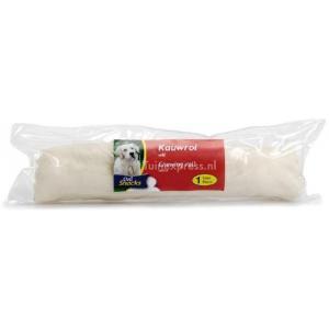 DeliSnacks kauwrol van buffelhuid hondensnack