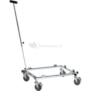 Trolley voor bench