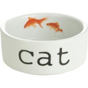 Snapshot Cat keramieke eetbak